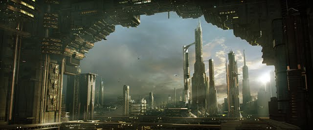 Arch City by Stefan Morrell