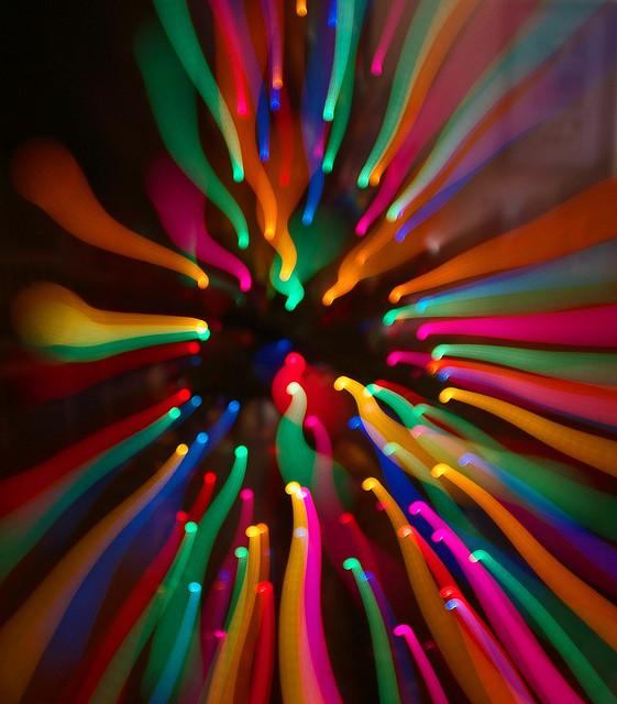 Fun with Tree Lights