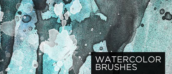 Watercolor Brush Pack