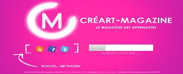 Créart Magazine