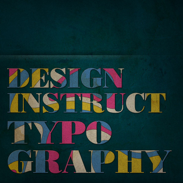Create a Funky Retro Wavy Text Effect in Photoshop