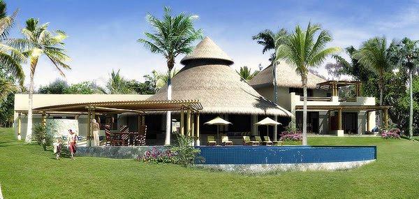 Archviz Beach House