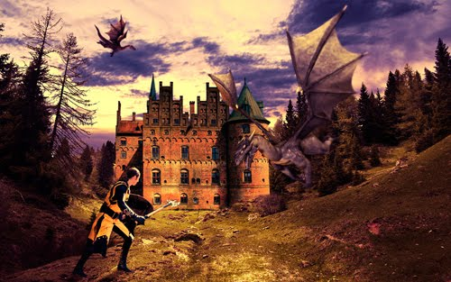 How to Create a Fairy Tale Photo Manipulation