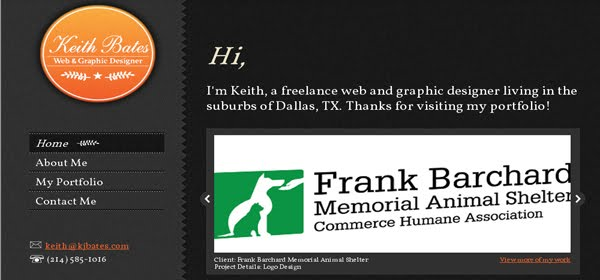 Keith Bates Web Design