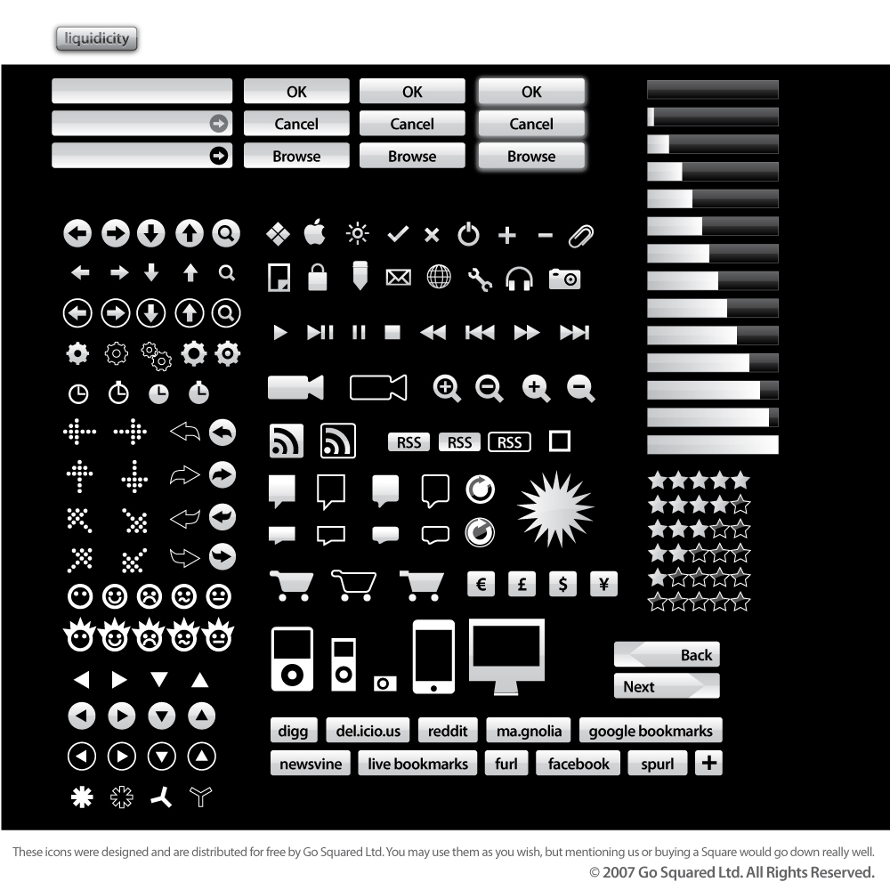 165 Vector Icons