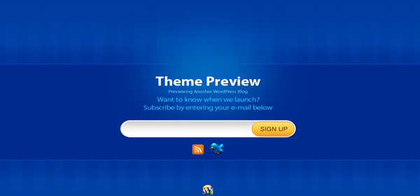 Ice Breaker wordpress theme