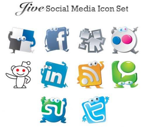 Social Media Icons for Free to Download