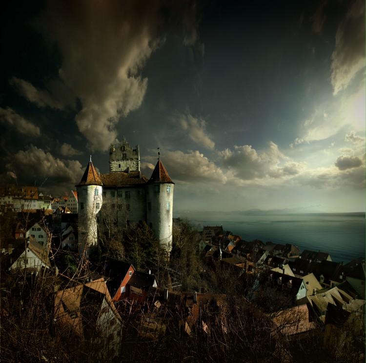 Meersburg Castle by Alcove