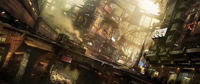 Refinery Train