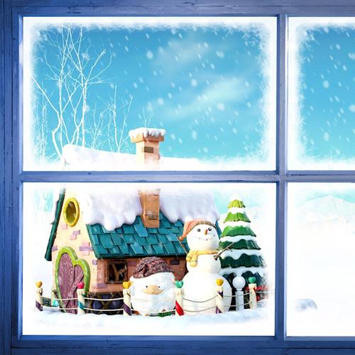Christmas Sheep Wallpaper