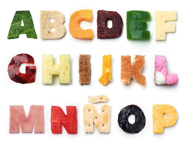 Good Food Typography Digital Art Photography