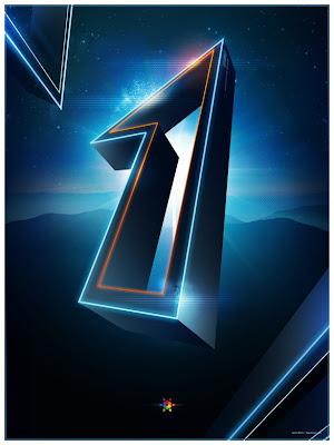 Tron Legacy countdown