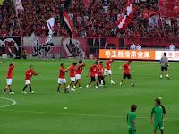 埼玉スタジアム 浦和レッズ対東京ヴェルディ