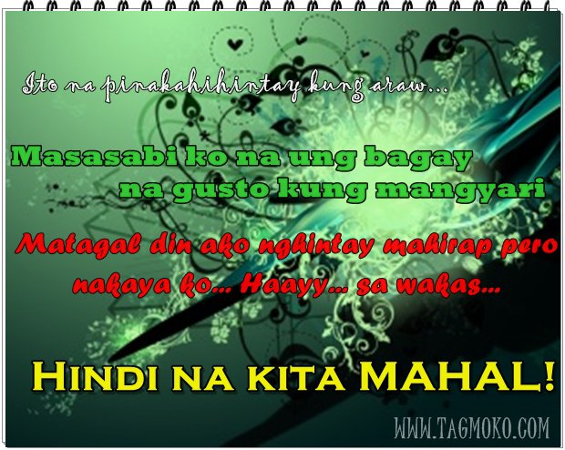 love quotes tagalog with picture. Love Quotes Tagalog Wallpaper.