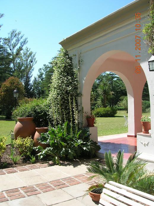 Paisajismo y dise o de parques y jardines - Diseno de jardines para casas de campo ...
