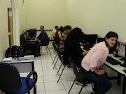 Aula de Computação - Centro Cultural