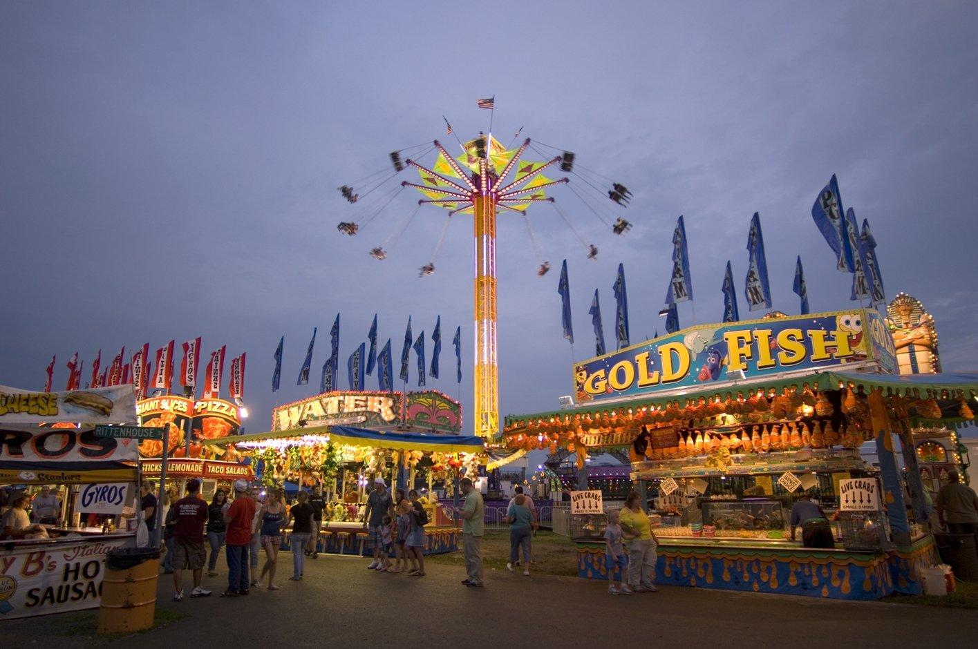 County Fair Rides