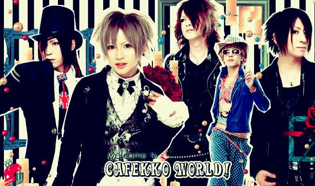 WELCOME TO CAFEKKO WORLD