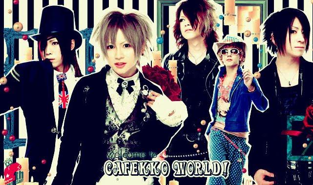 WELCOME TO CAFEKKO WORLD