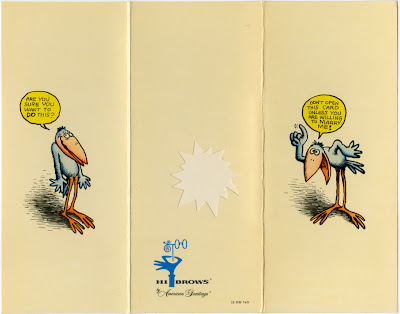 Anonymous works early robert crumb illustrations for american greetings from 1962 1967 crumb worked as an illustrator for the american greeting card company in cleveland ohio m4hsunfo