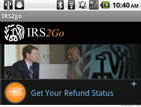 how to know when your tax refund is coming