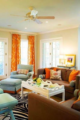 Image Result For Turquoise Curtains