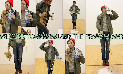 Welcome To SamSamLand: The Prawg Blawg