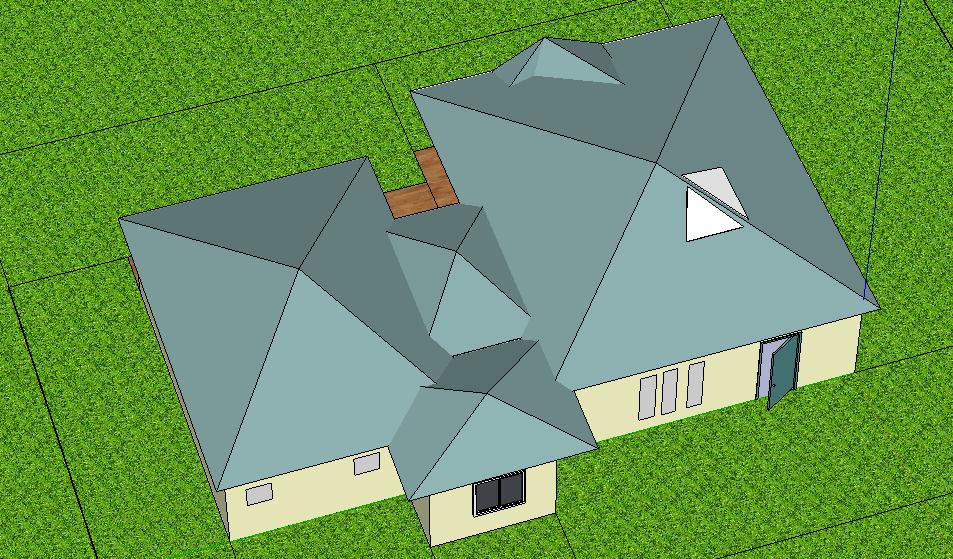 Construction en guadeloupe mod lisation de la maison en 3d for Photo vue du ciel de ma maison