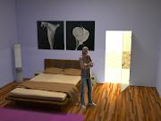 render study: Hotel room (hotel room)