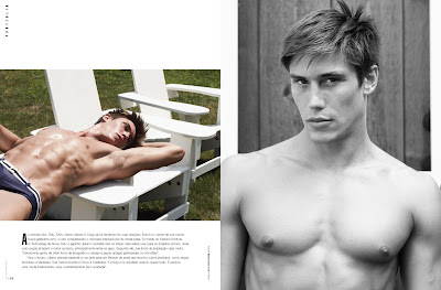 DOM MAGAZINE featuring CJ RICHARDS, ALEX CHRISTENSEN and ANDREW LINN