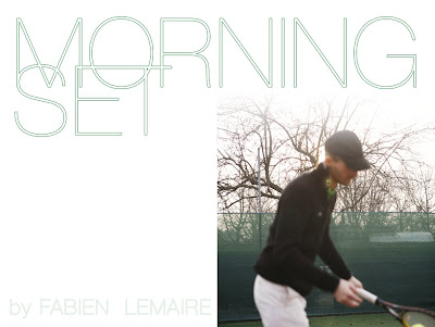 Morning Set by Fabien Lemaire