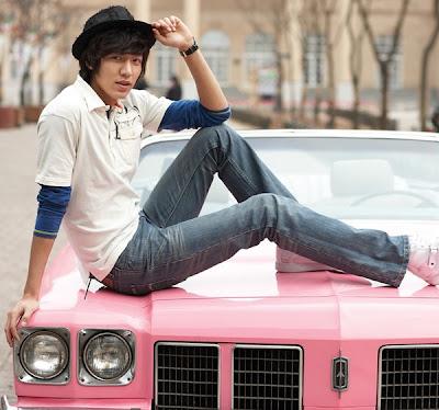 الممثل الكوري