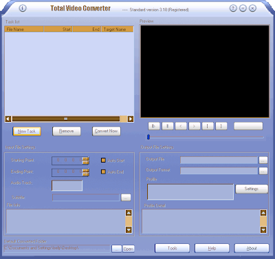 Download Total Video Converter