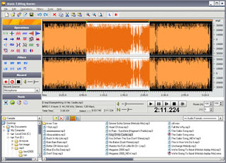 Music Editing Master 4.1 Portable