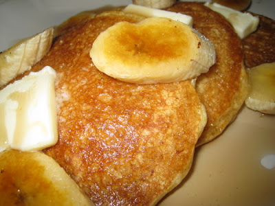 Cornmeal Griddle Cakes – Homegrown Gourmet #6 – Breakfast