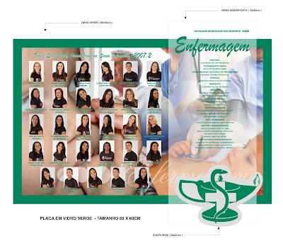 Foto Convite De Formatura    15x21cm