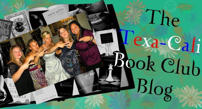 Texa-Cali Book Club Blog