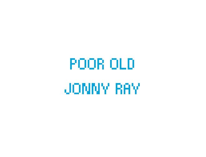 Jonny Ray