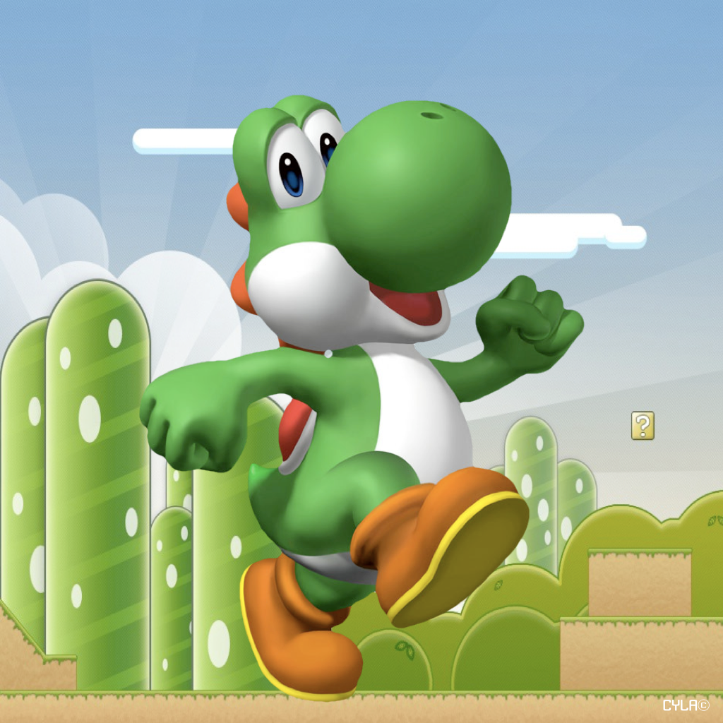 Super Mario HD & Widescreen Wallpaper 0.27336475082026