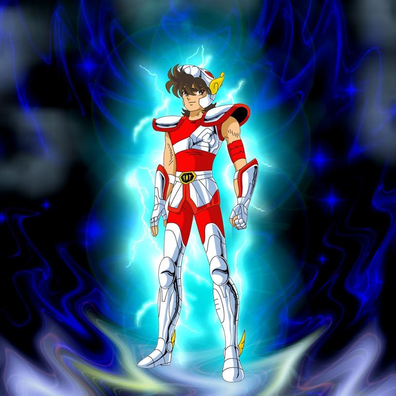 Saint Seiya - A Saga do Olimpo! 04-Pegasus+Seiya
