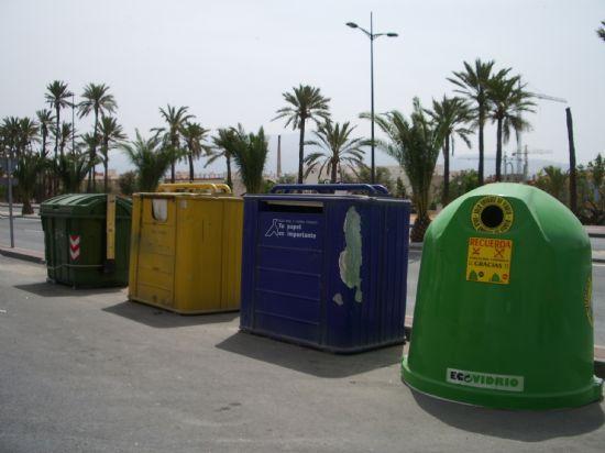 Reciclaje dar un respiro a nuestro planeta ayuda a todos tipos de reciclaje - Contenedores de basura para reciclaje ...