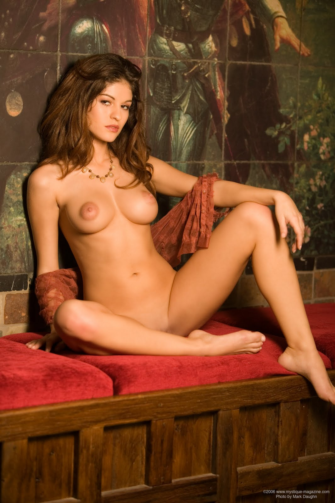 Suggest you Andrea marin nude can