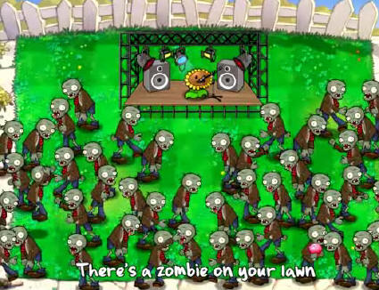 Plants Vs Zombies Completo