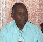 2º Dirigente da igreja em santa cruz