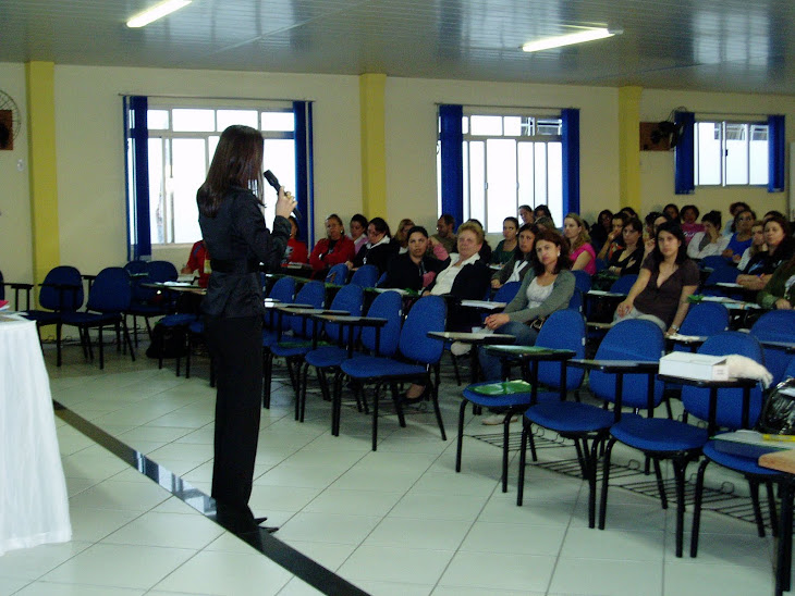 Palestra Sobre Processamento Auditivo