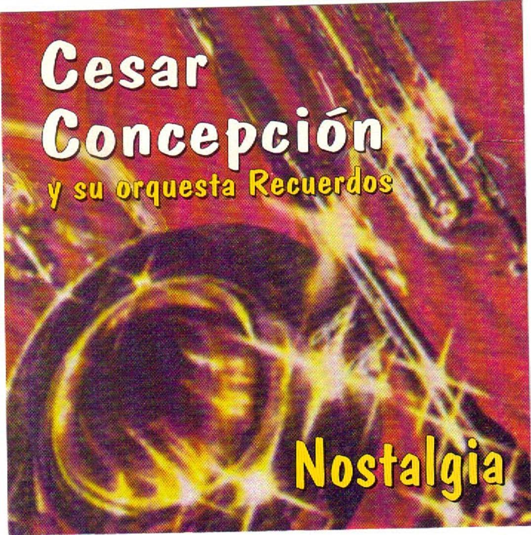 Cesar Concepcion Y Su Orquesta - Bailemos Con Cesar Concepcion