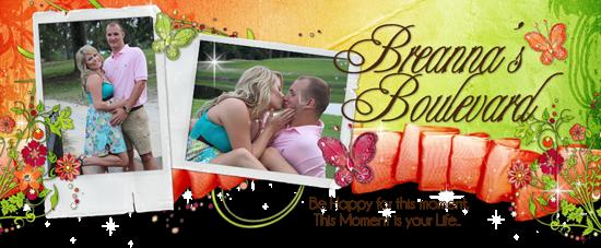 Breanna Bowers Blog Design