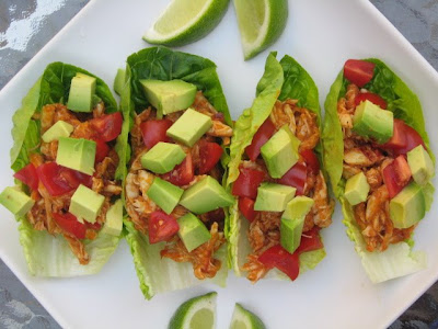 Paleo friendly tacos pic from Eat. Move. Thrive!