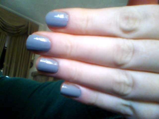 The Times New Roman: Nail Polish of the Moment: Hazy by Revlon