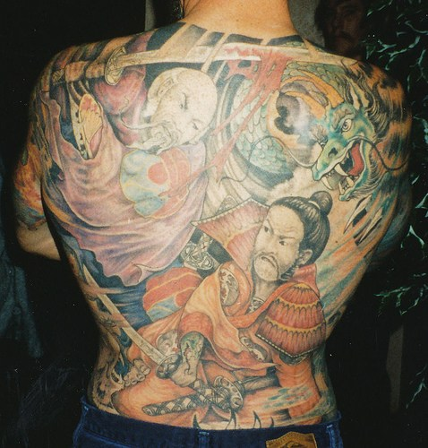 There are thousands of Japanese tattoo designs